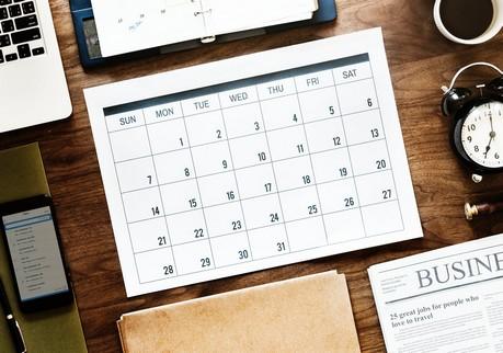 Il calendario economico