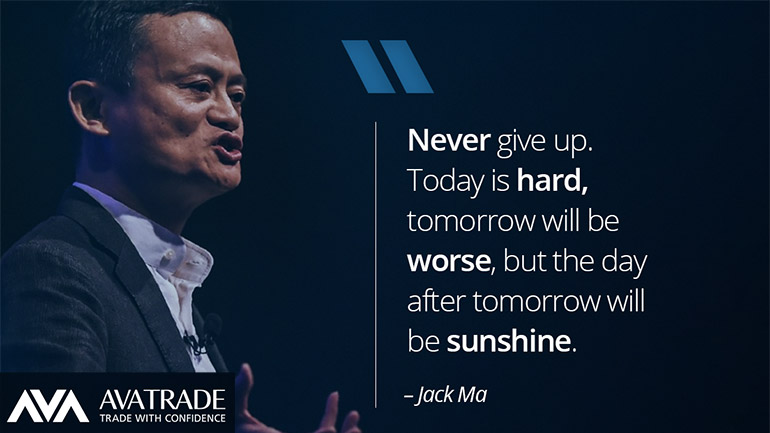 Jack Ma & Alibaba's Spectacular Rise to Success
