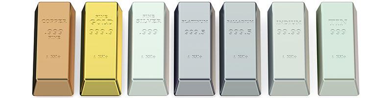 precious metals trading trade gold silver other metals avatrade