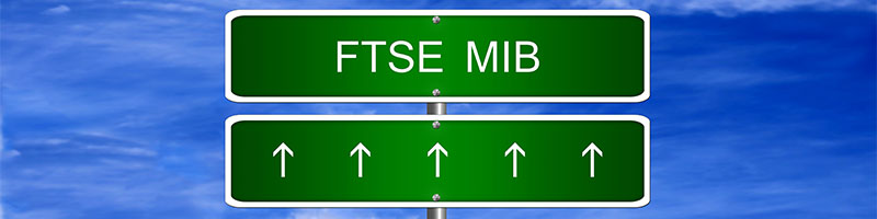 FTSE MIB 40 Index trading at AvaTrade