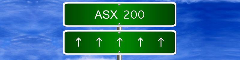 индекс ASX 200