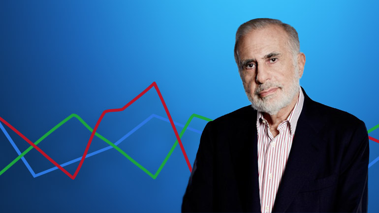 Carl Icahn – One of the World's Biggest Traders
