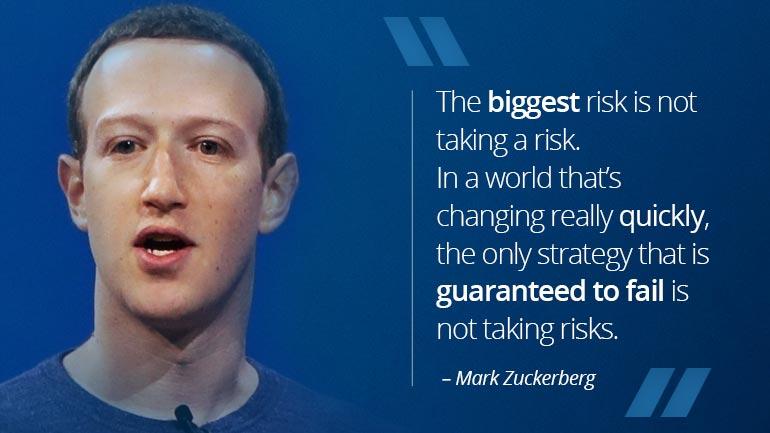 Mark Zuckerberg – Head of the Facebook Giant
