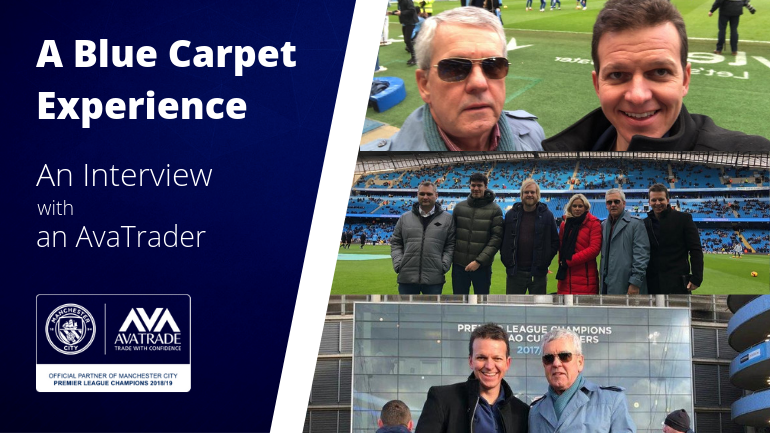 Up Close & Personal – Manchester City's Blue Carpet Experience