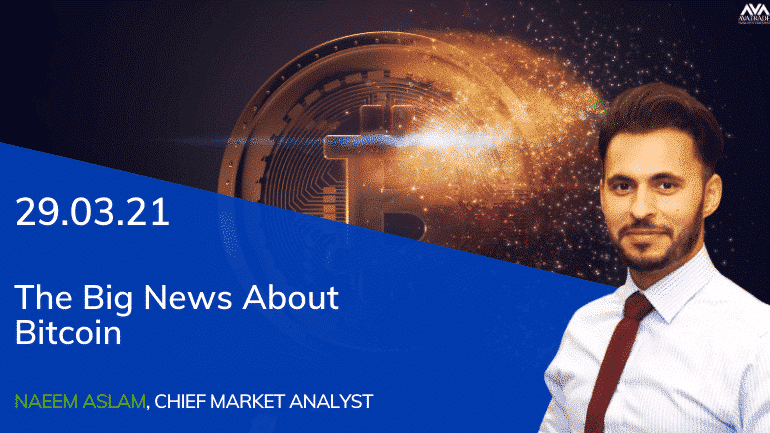 The Big News About Bitcoin
