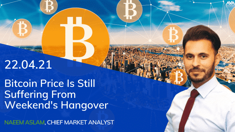 Bitcoin Suffering From a Hangover
