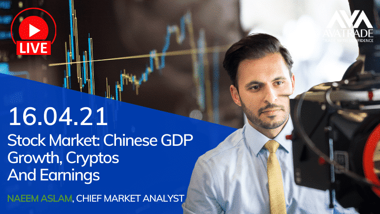 Stock Market: Chinese GDP Growth, Cryptos And Earnings