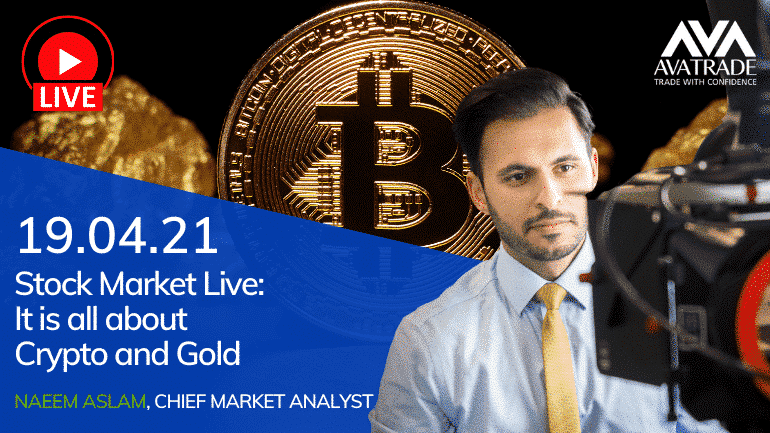 All About Crypto and Gold