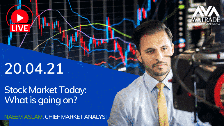 What's Moving in The Stock Market?