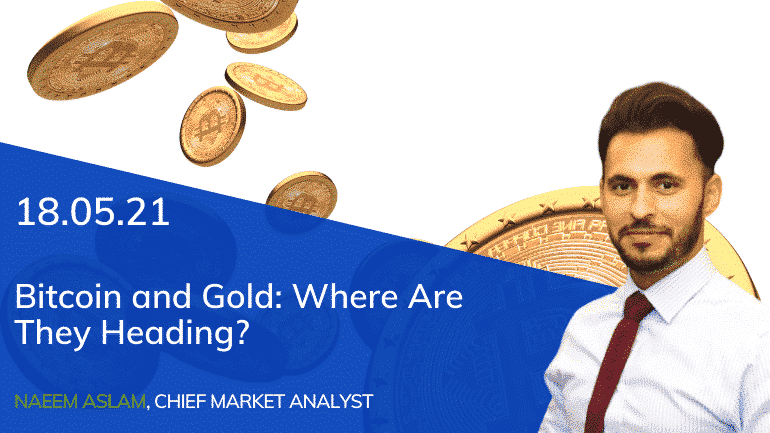 Where Are Bitcoin and Gold Heading?