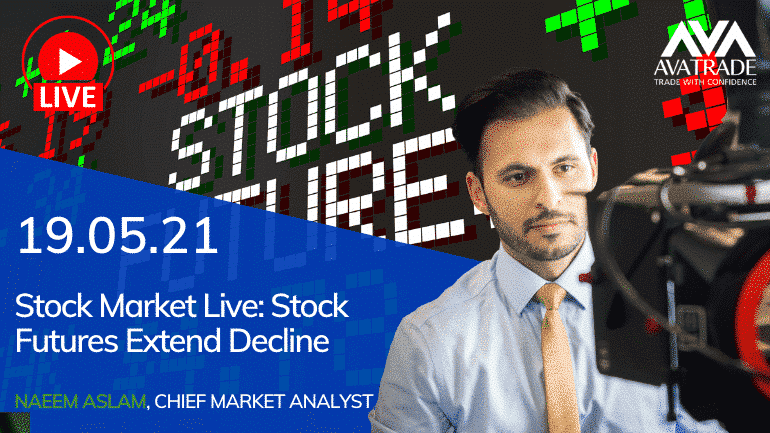 Stock Market Live / May 19, 2021