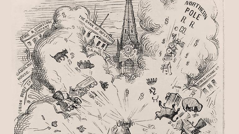 The Stock Market Crash of 1873