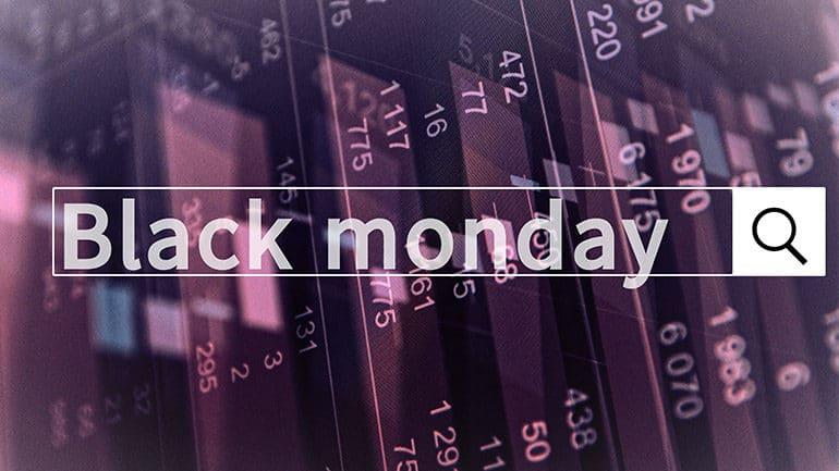 'Black Monday' Crash of 1987