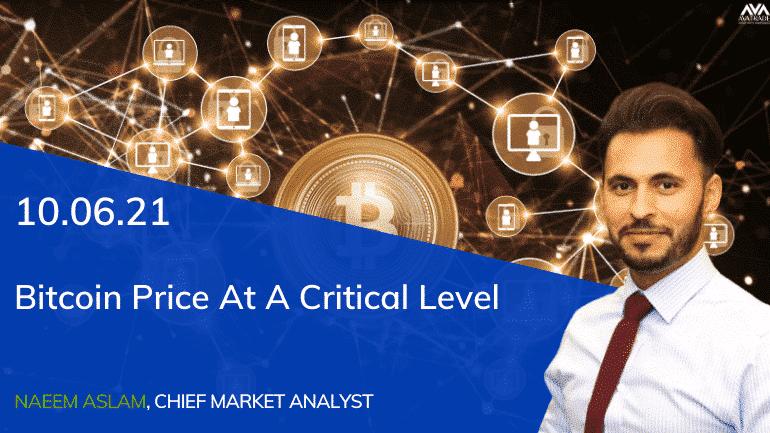 Bitcoin Price At Critical Level