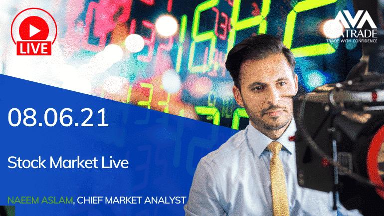 Stock Market Live 08 June 2021