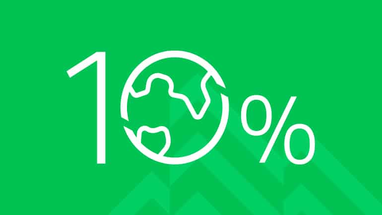 World Environment Day Brings Special 10% Spread Reduction!