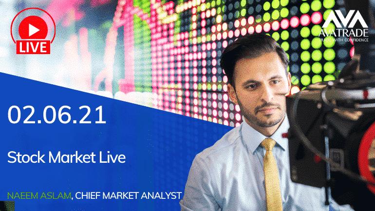Stock Market Live / June 2, 2021