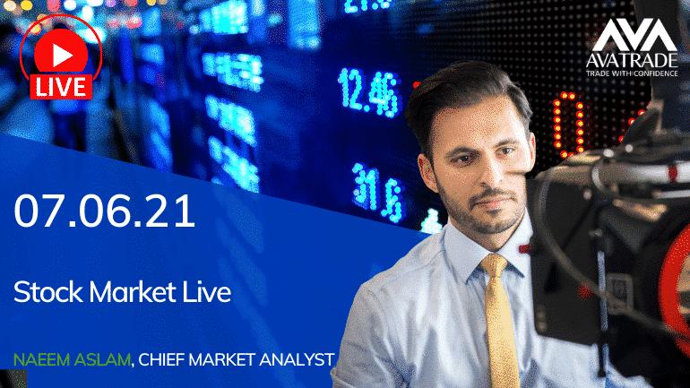 Stock Market Live 07- June- 2021